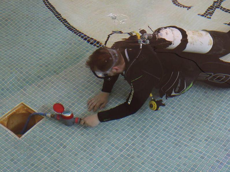 Swimming Pools Leak Detection In Buckinghamshire
