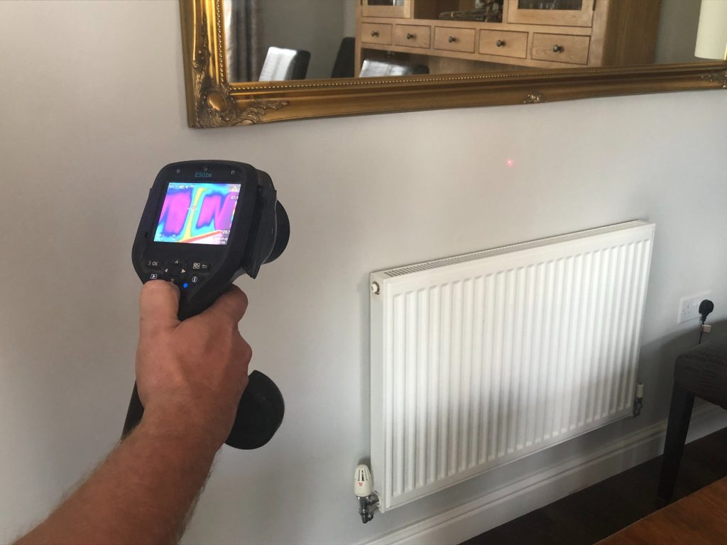 Central heating leak Detection Services In Buckinghamshire